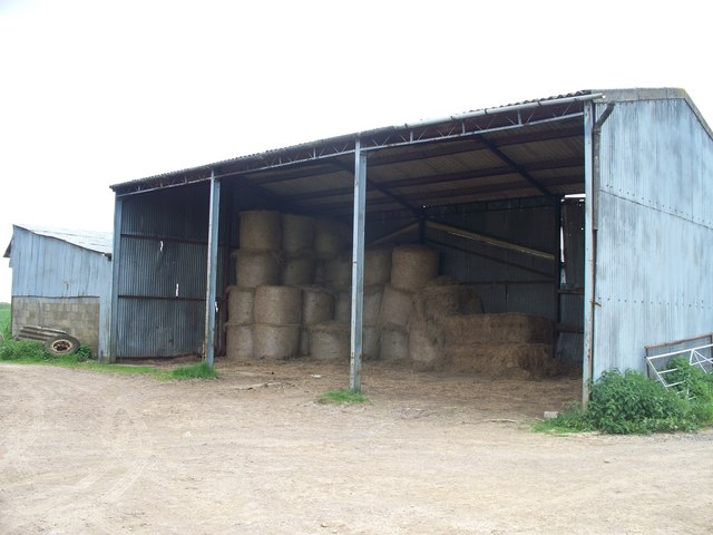 Outlying farm buildings [2]