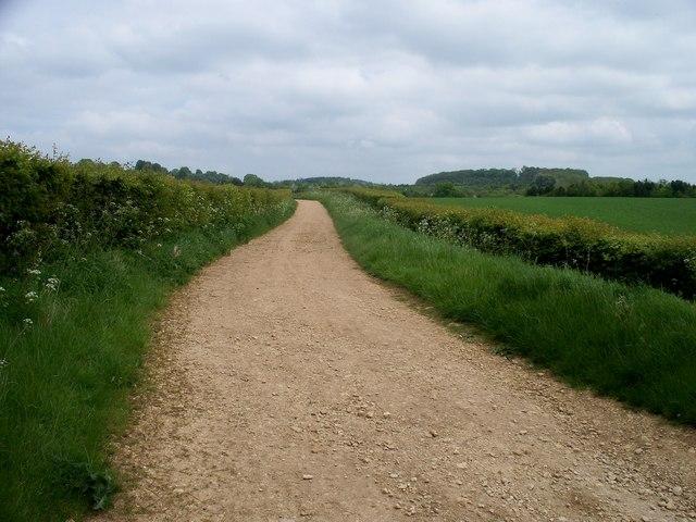 Track to Foxcote