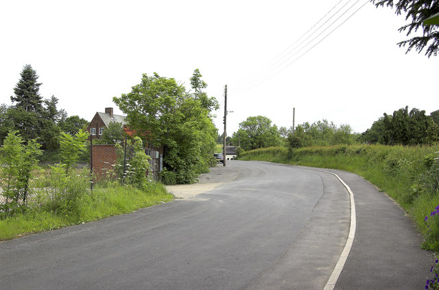 Course of old Durham Road, Stonebridge (2)