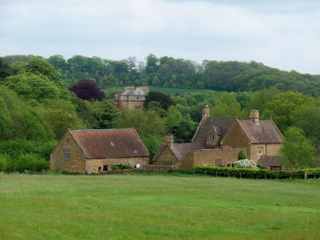 Foxcote, Farm and House