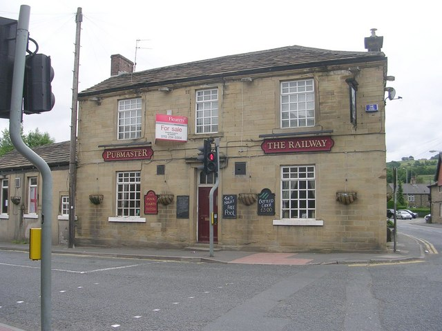 The Railway - Woodhead Road