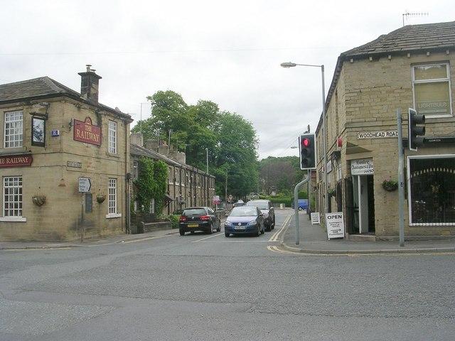 Station Road - Woodhead Road