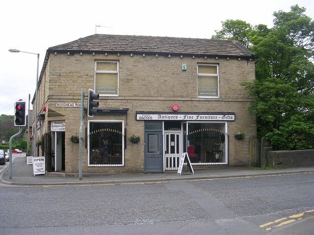 Honley Antiques & Fine Furniture - Woodhead Road