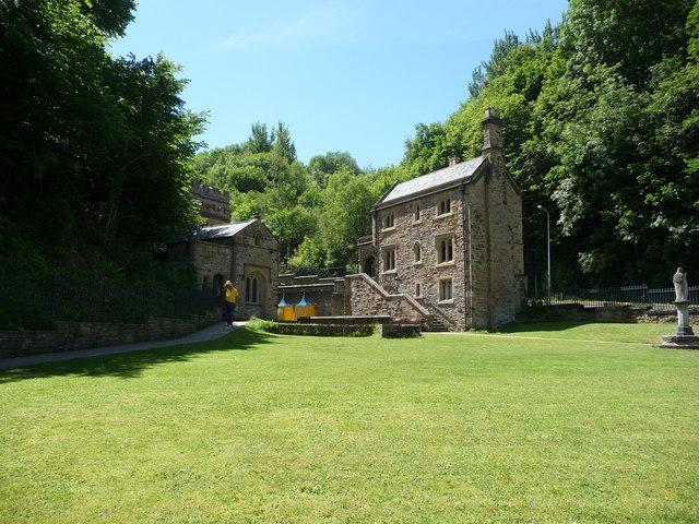 Saint Winefride's Chapel and Well, Holywell