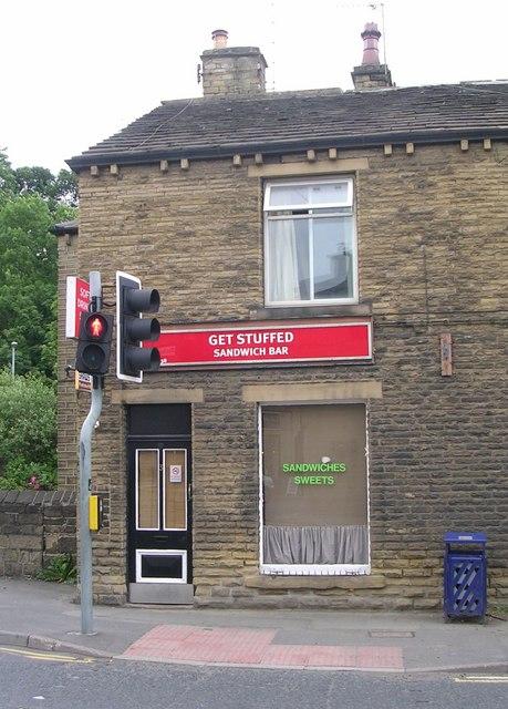 Get Stuffed Sandwich Bar - Woodhead Road