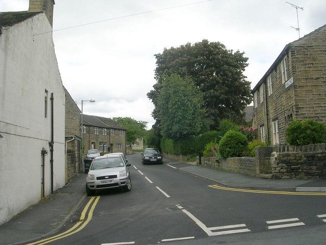 School Street - Church Street