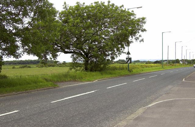 A177 at Bowburn
