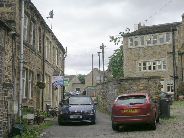 St Mary's Road - Church Street