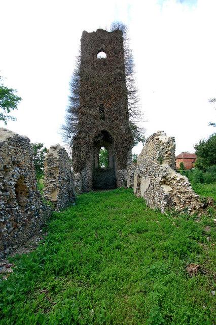 St Martin, Shotesham, Norfolk
