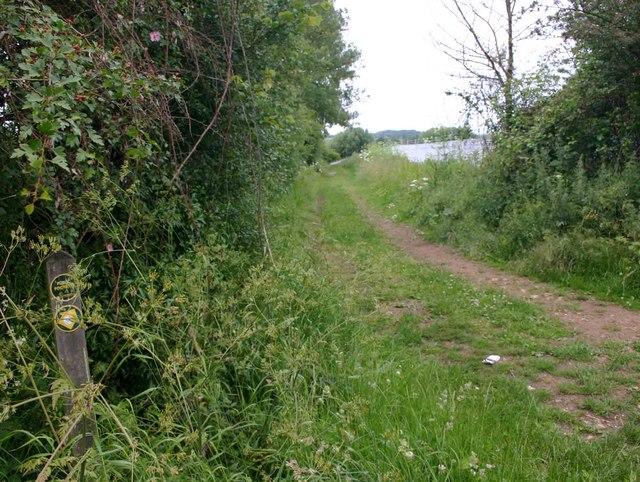 Footpath to Shipston-on-Stour