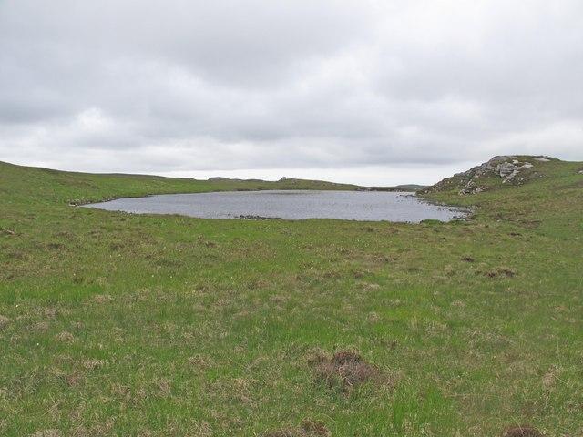 Loch a' Chnoic Ruardh