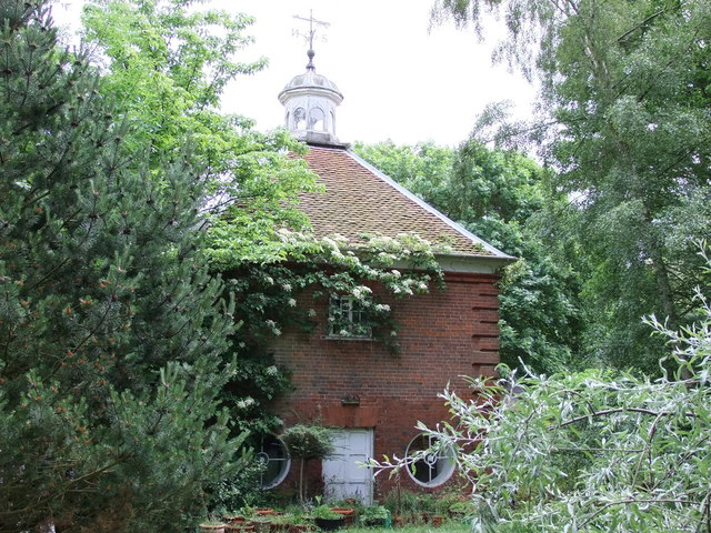 Dovecote in the Gardens of Easton Lodge