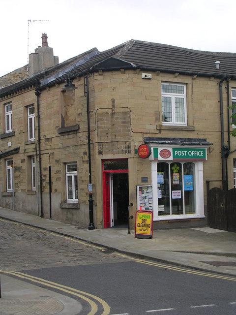 Honley Post Office - Church Street
