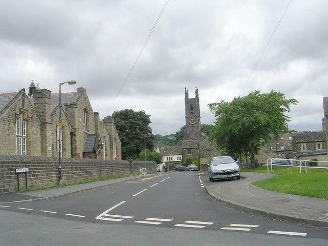 School Street - Cuckoo Lane
