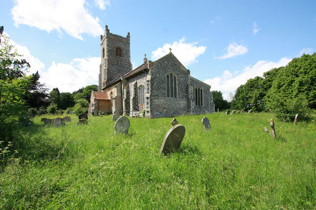 St Mary, Shotesham, Norfolk