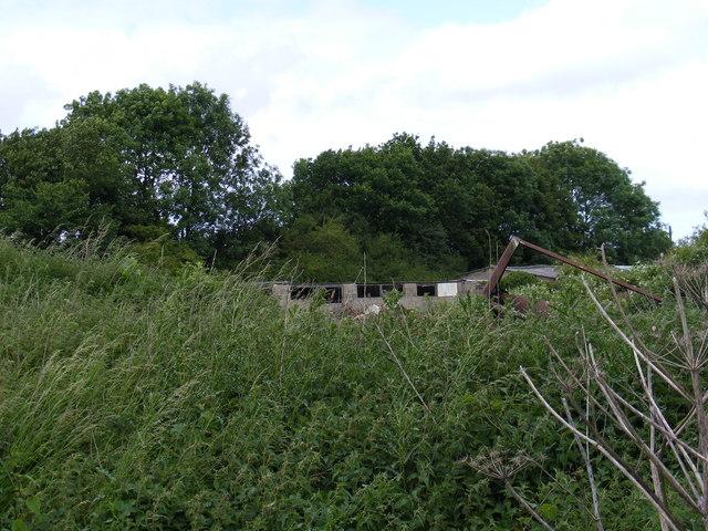 Farm Buildings, Holmes Hill, Peasenhall