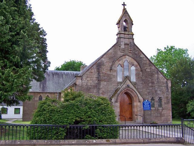 Ferintosh Parish Church, Conon Bridge