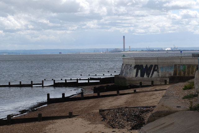 From Shoeburyness to the Isle of Grain