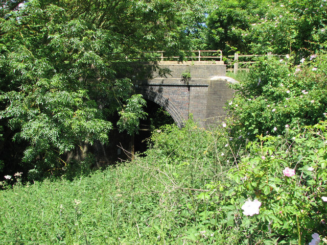 Stainby: the last bridge on the High Dyke Branch