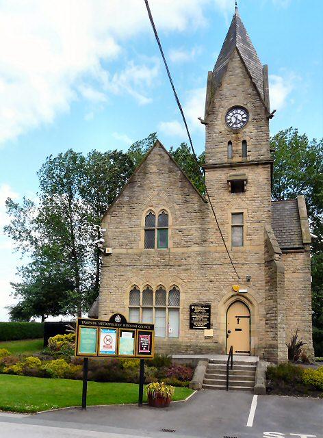 Dukinfield Crematorium