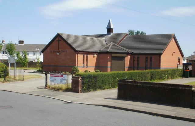 St Thomas's Church, Newport