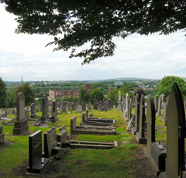 Dukinfield Cemetery