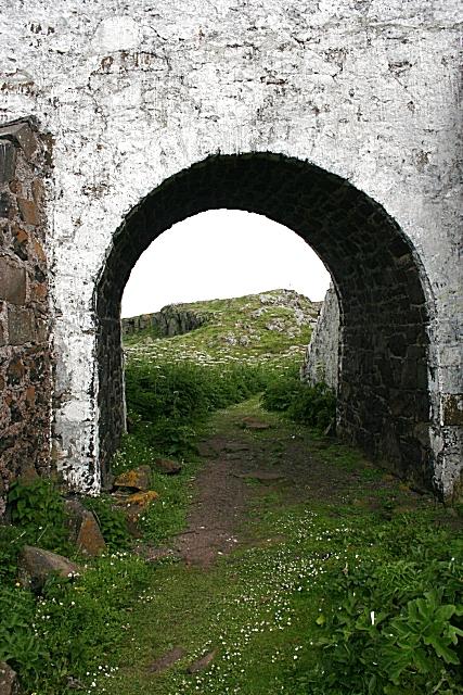 Holyman's Road