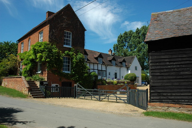 Farmhouse in Knighton