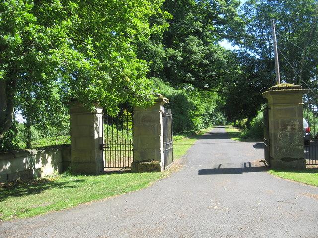 Entrance to Belchester