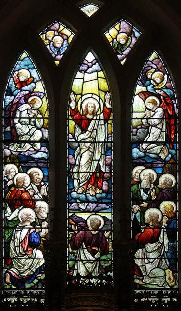 All Saints, Shotesham, Norfolk - Window