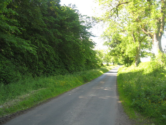 The road to Longknowe