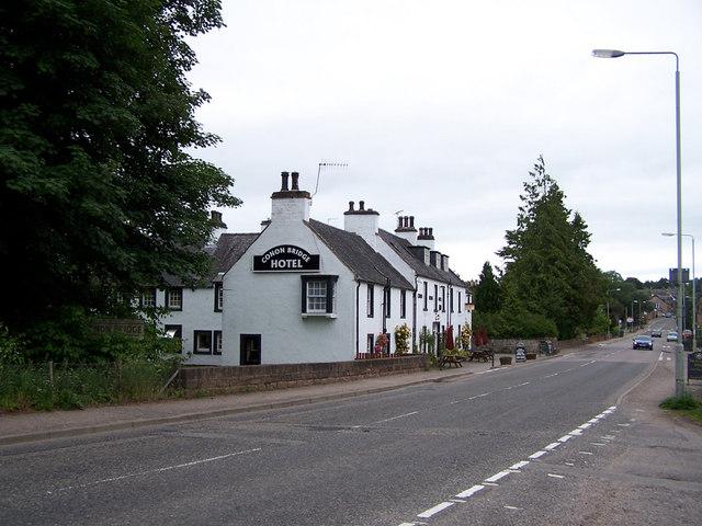High Street, Conon Bridge