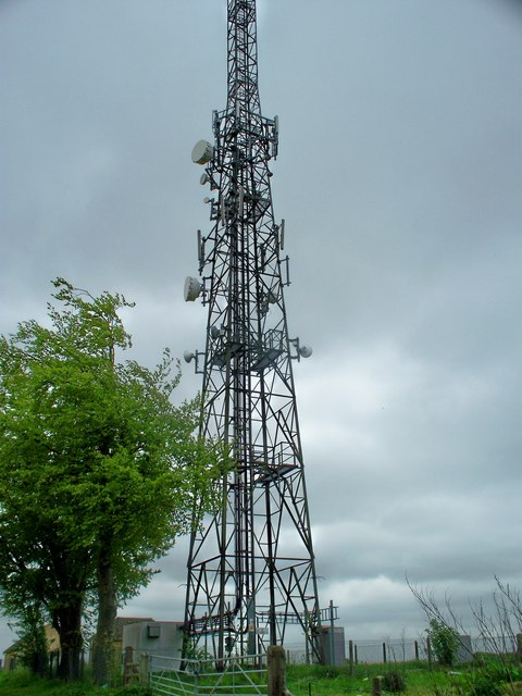 Communications mast [1]