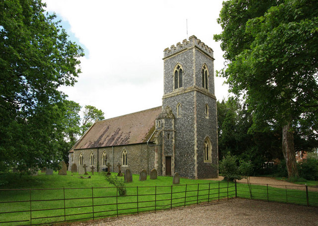 St Margaret, Kirstead, Norfolk
