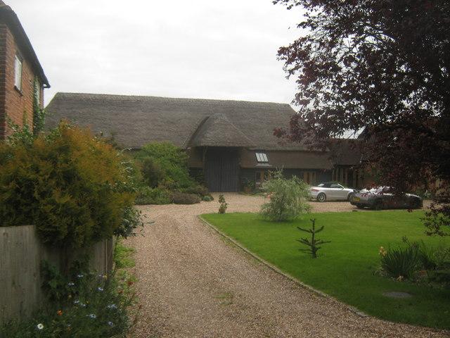 Wootton Barn