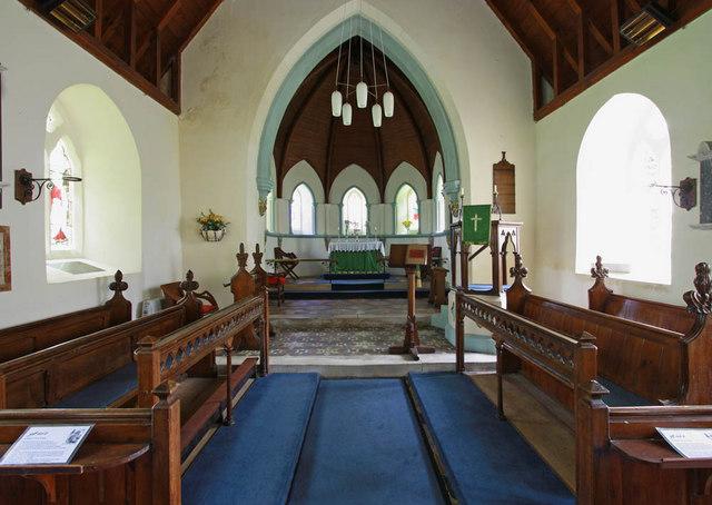 St Margaret, Kirstead, Norfolk - Chancel