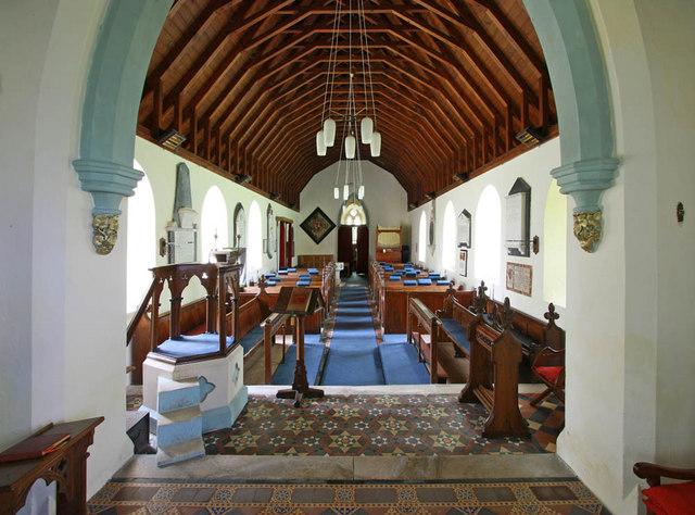 St Margaret, Kirstead, Norfolk - West end