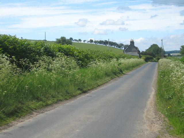 Road to Hardacres