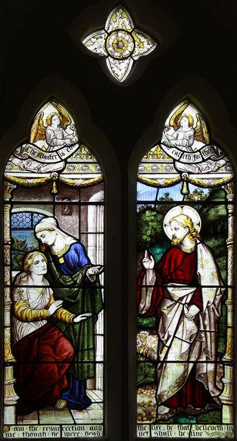 St Margaret, Kirstead, Norfolk - Window