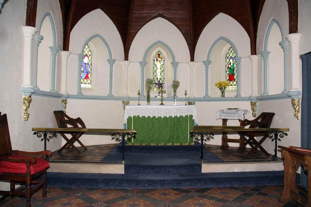 St Margaret, Kirstead, Norfolk - Sanctuary