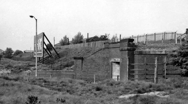 Site of Brownhills (Watling Street) Station