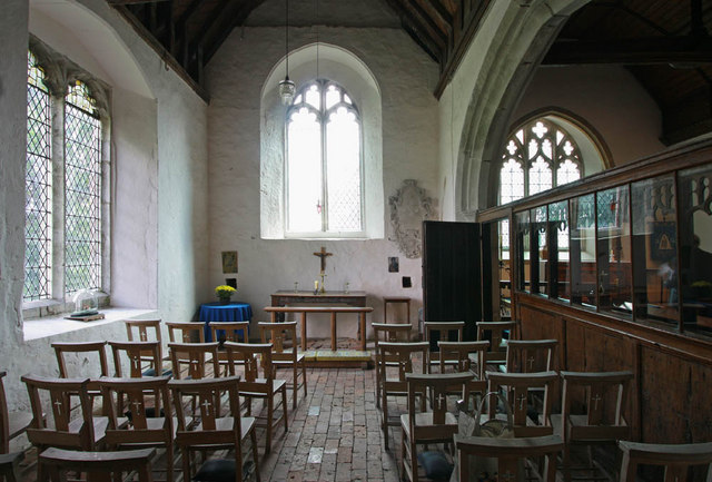 St Mary, Stone in Oxney, Kent - North chapel