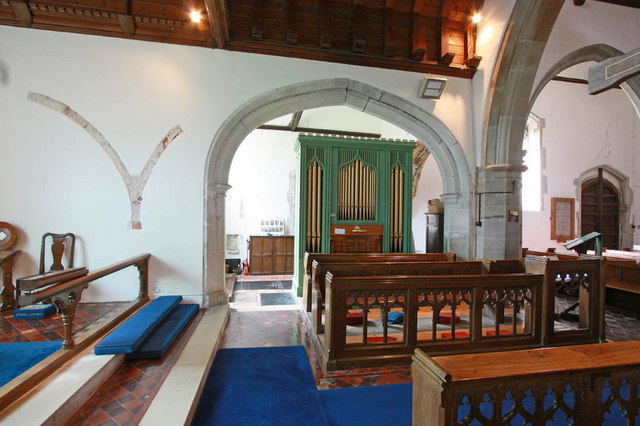 St Mary, Stone in Oxney, Kent - Chancel