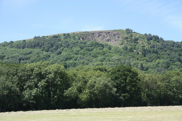 Black Hill at noon on the longest day