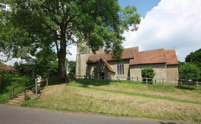 St Mary, Stone in Oxney, Kent