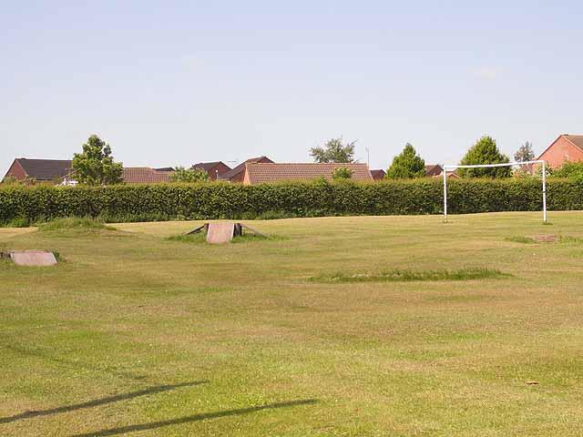 Playing field, Cheswardine