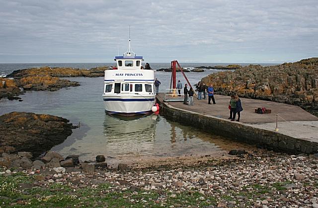 'May Princess' in Kirkhaven