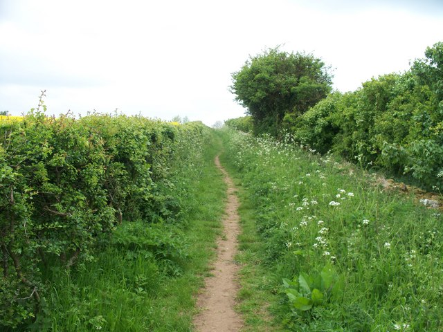 Enclosed bridleway [2]