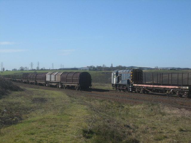 Crosby Exchange sidings