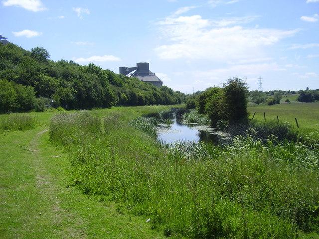 Long Lawford-River Avon